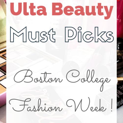 fashion week with ulta beauty