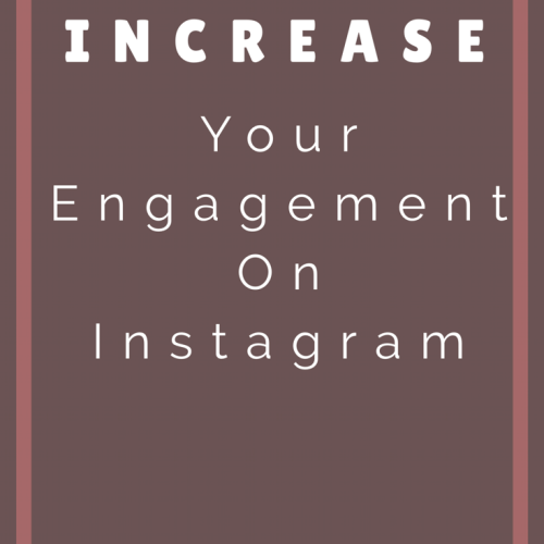 Instagram Algorithm got you down? Here's how to increase your Instagram engagement