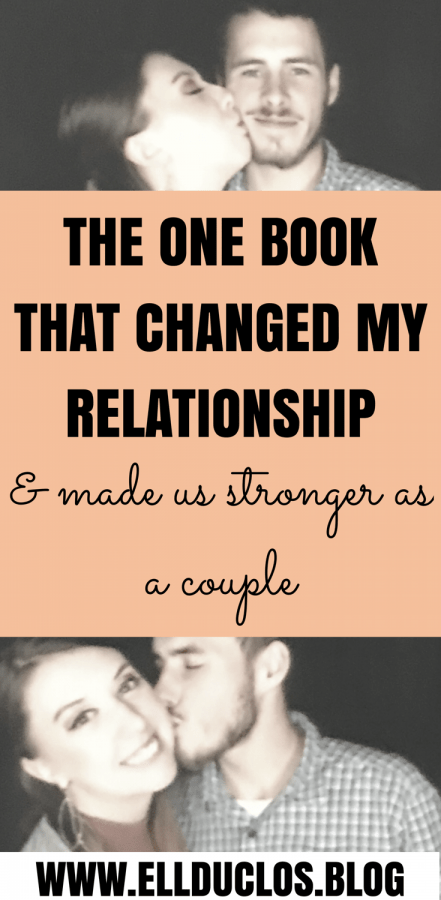 The one book that changed my relationship and made us stronger as a couple.