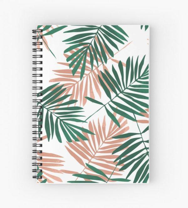 BossGirlBloggers Palm Pint Notebook