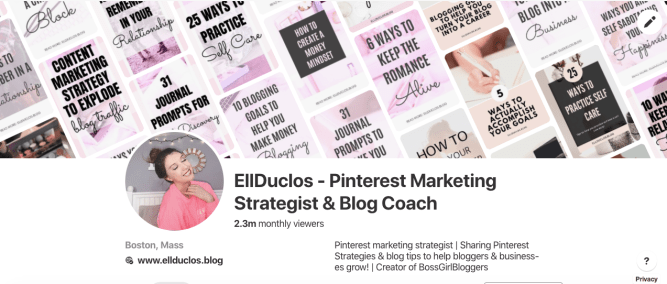 grow your blog traffic with Pinterest strategies.