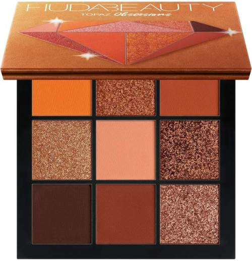 huda beauty obsessions palette - favorite eyeshadow palettes in my makeup collection