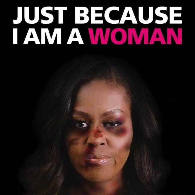 Michelle Obama & Brigitte Macron: Πρωταγωνιστούν σε καμπάνια κατά της βίας των γυναικών