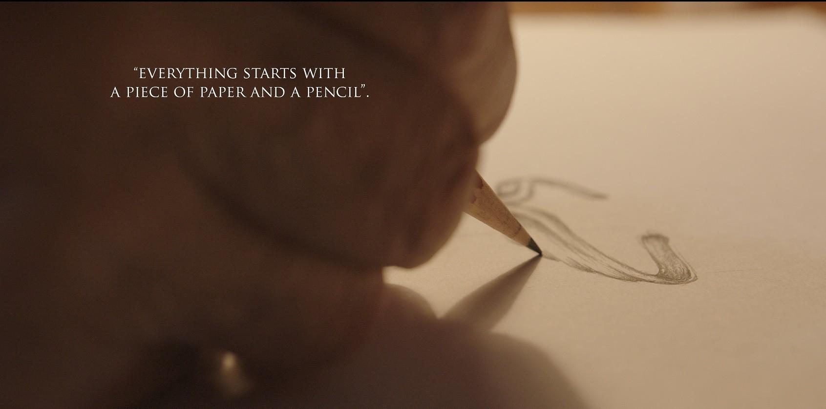 Είδαμε πρώτοι το short film για τη ζωή του σχεδιαστή Minas