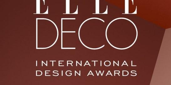 Edida 2020: Οι νικητές των διεθνών βραβείων design του ELLE Decoration Για πρώτη φορά τα Όσκαρ του design παρουσιάζονται σε digital μορφή, σε συνεργασία με την MGallery. Παρακολουθήστε την απονομή των ELLE DECORATION INTERNATIONAL DESIGN AWARDS 2020, σε συνεργασία με την MGallery.  από το σπίτι σας.