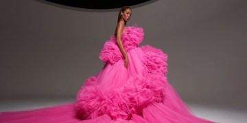 H Haute Couture collection του οίκου Giambattista Valli μοιάζει βγαλμένη από όνειρο