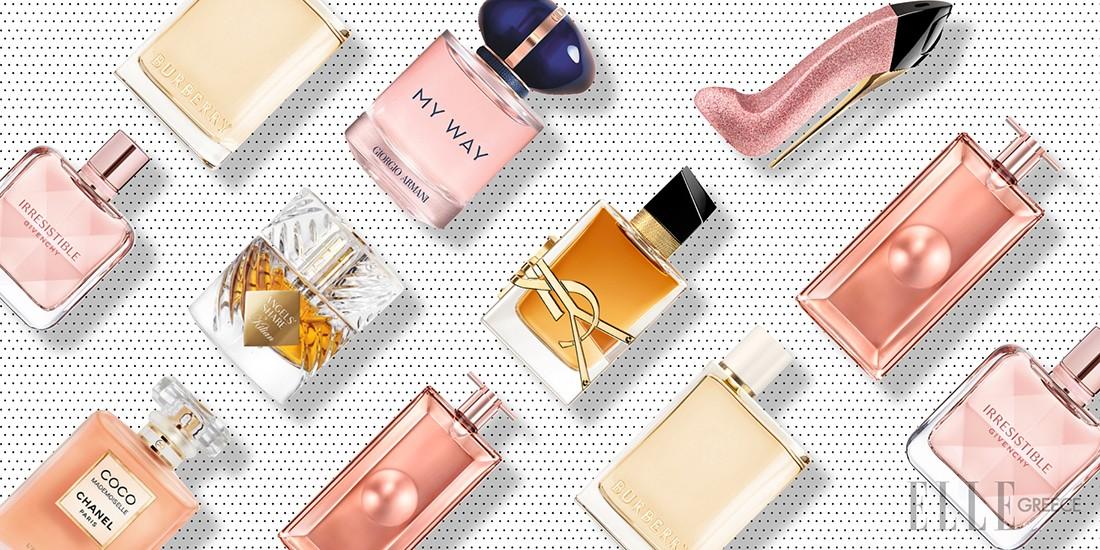 8 νέα αρώματα που μυρίζουν θεϊκά