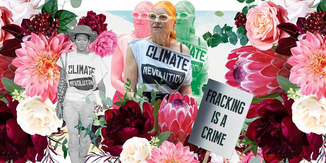 Vivienne Westwood: «Ο πράσινος ακτιβισμός είναι πανκ»