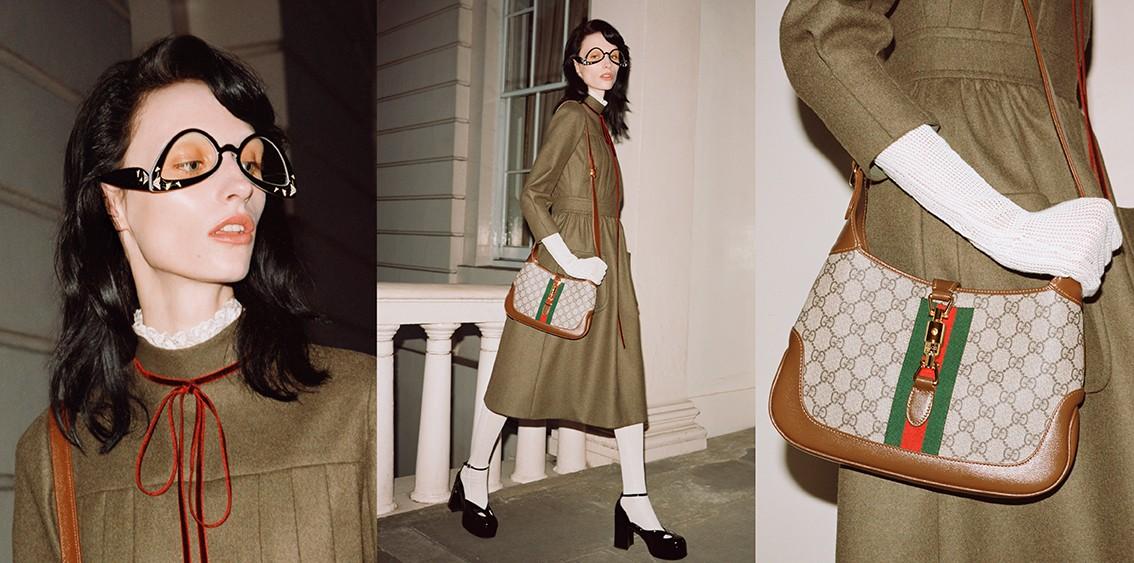 Jackie 1961: Η iconic τσάντα του οίκου Gucci επιστρέφει