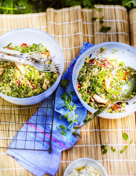 Λιβανέζικη σαλάτα: Η light και σούπερ χορταστική επιλογή