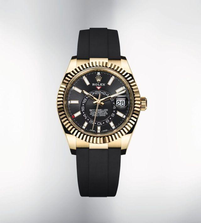Τα νέα εμβληματικά μοντέλα της Rolex για το 2020