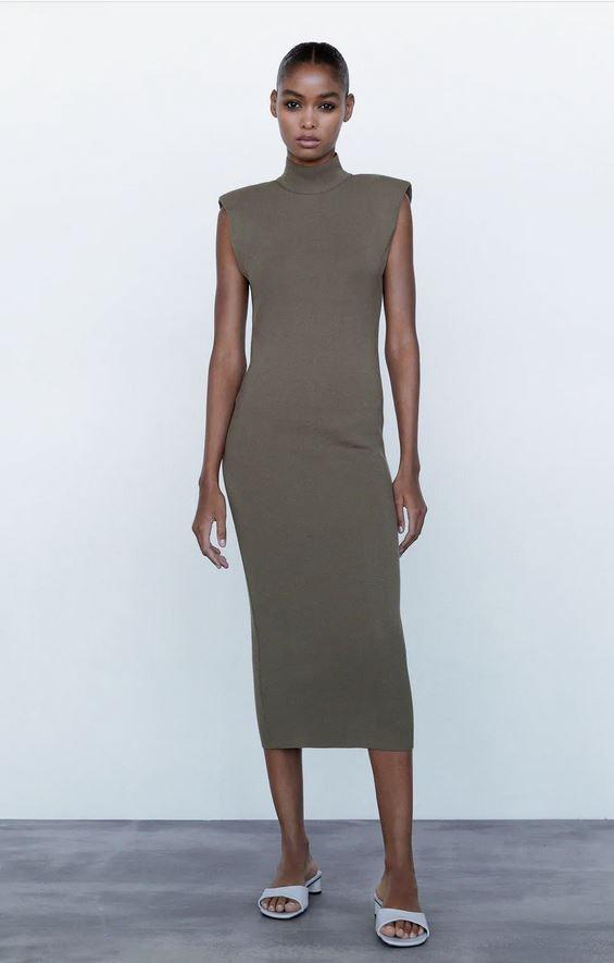 Bodycon φόρεμα, Zara.