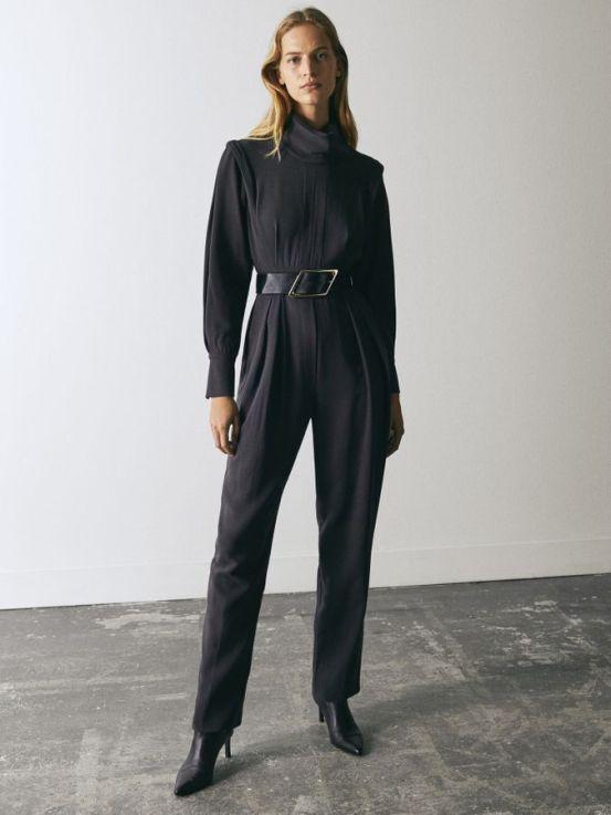 Ολόσωμη φόρμα, Massimo Dutti.