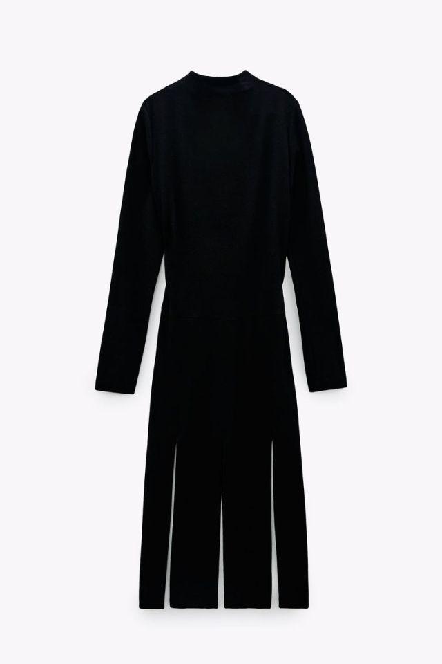Φόρεμα με σκισίματα, Zara.