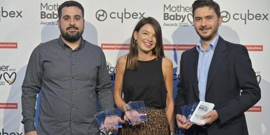 Με μεγάλη επιτυχία πραγματοποιήθηκαν τα Mother & Baby Awards 2020 Η Cybex ανακηρύχθηκε «Βaby Company of the Year» και διακρίθηκε σε άλλες έξι κατηγορίες, κερδίζοντας βραβεία για τα καινοτόμα προϊόντα της για βρέφη και παιδιά.