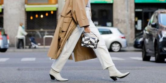 Λευκό denim: Ακόμα και αν το σιχαινόσουν μέχρι τώρα, εμείς σήμερα θα σε πείσουμε να το φορέσεις Για τις ημέρες που χρειάζεσαι μια αλλαγή, το λευκό τζην παντελόνι είναι ό,τι πρέπει!
