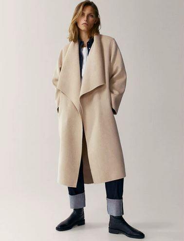 Παλτό, Massimo Dutti.