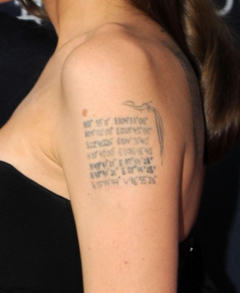 10 татуировок звезд которые точно что то значат