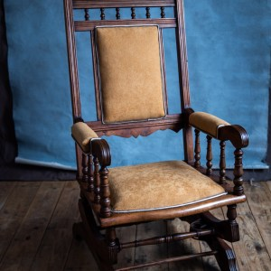 the rocking chair elle aime upholstery