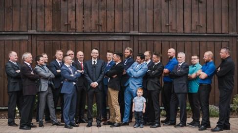Hochzeit Gruppenbilder