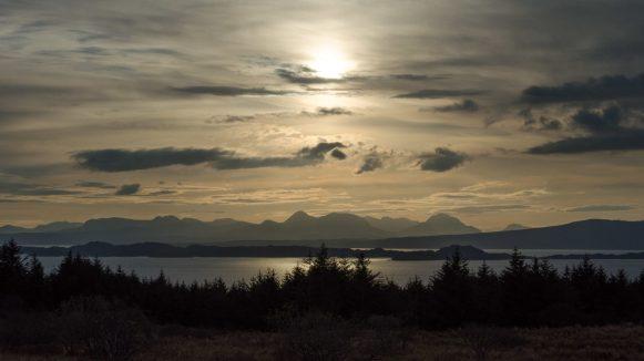 Sonnenaufgang Isle of Skye