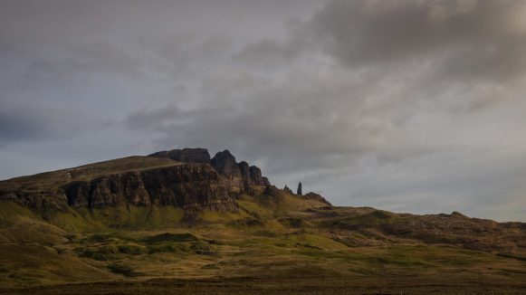 the old man of storr, der weise Mann (Berg)