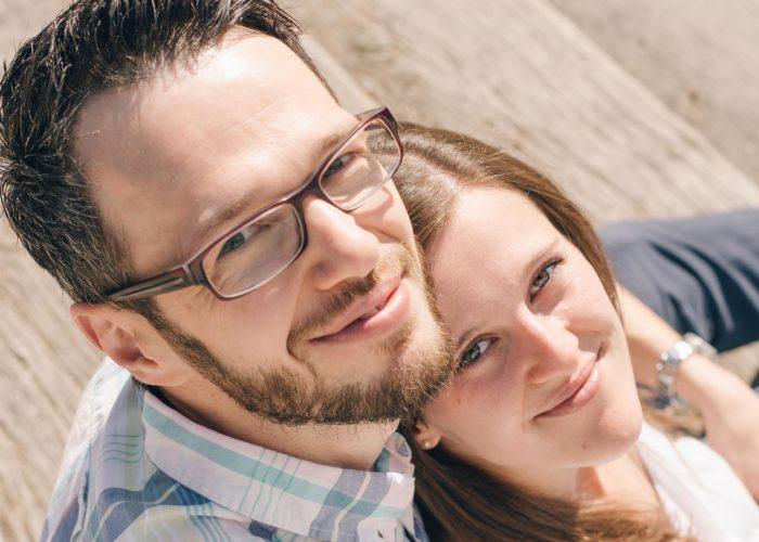 Verlobungsshooting Schlosspark Schwetzingen