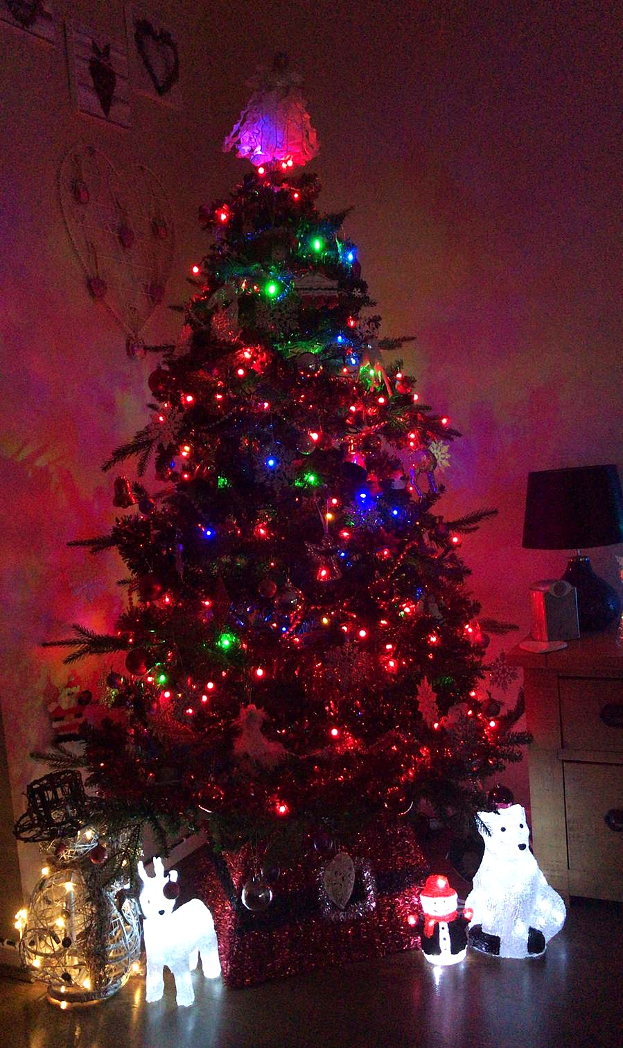 Christmas Home Touches   BLOGMAS, Day 12!