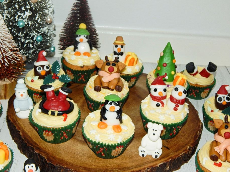 mixed spice cupcakes 7