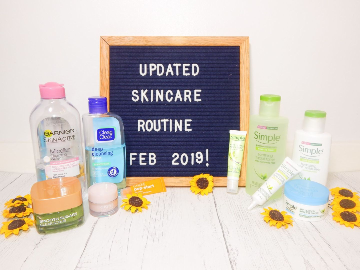 Updated Skincare Routine, Perfect For The Colder Months!
