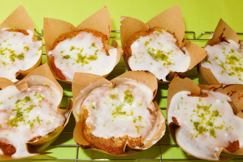 Vegan Spiced Muffins Recipe!