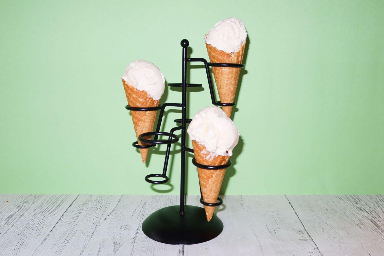 Easy, 3-Ingredient, No Churn Vanilla Icecream Recipe!