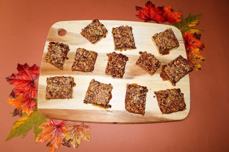 Maple Pecan Pie Bars Recipe!