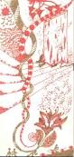 carton plaquette de chocolat / feutres fins / 1997