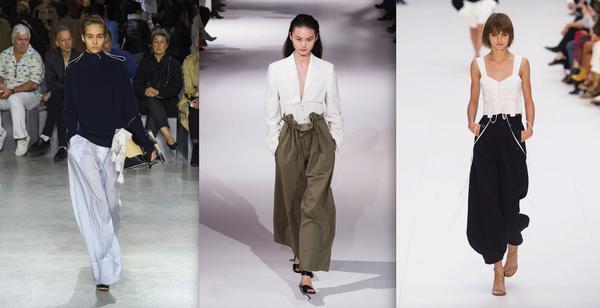Risultati immagini per pantaloni moda primavera 2017