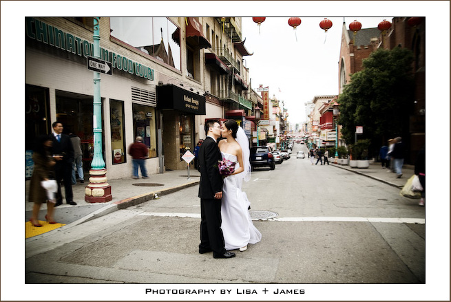 Old St Mary\'s Chinatown + St Regis San Francisco Wedding