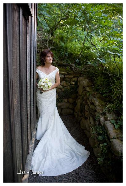 Victoria + Joseph, Hakone Garden Wedding