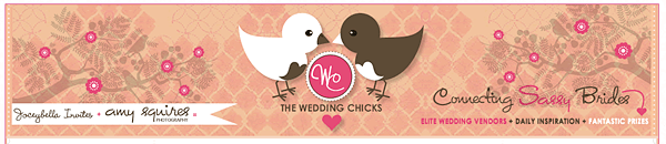 Lisa + James are now on the Wedding Chicks