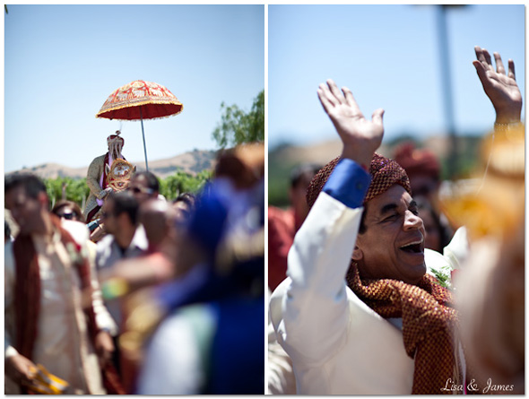 Barat, Palm Event Center Hindu Wedding