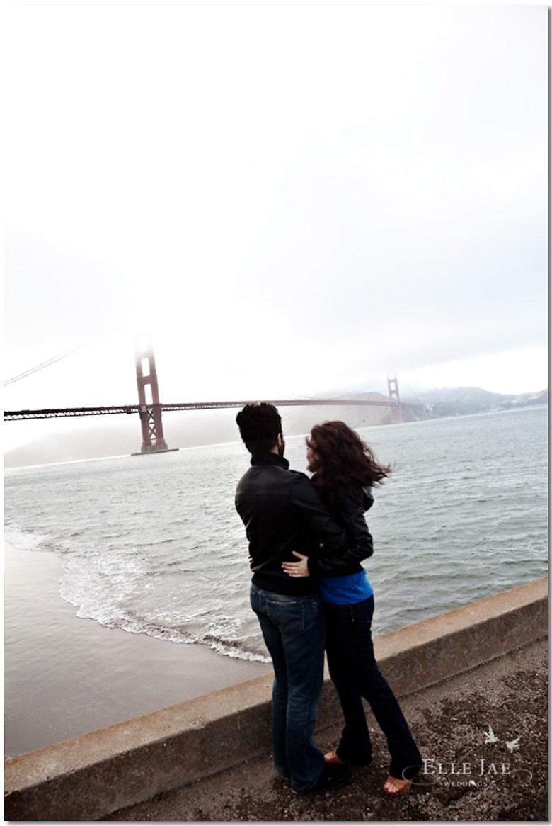 Golden Gate Bridge, Engagement