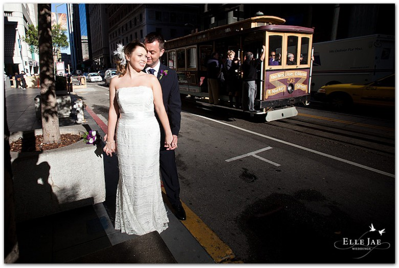 Angela & Steve, San Francisco City Hall Wedding