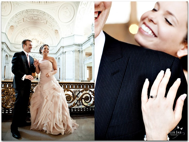 Kate & Jeremy, San Francisco City Hall Wedding