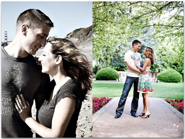 Jennifer & Gabe, Engagement Session