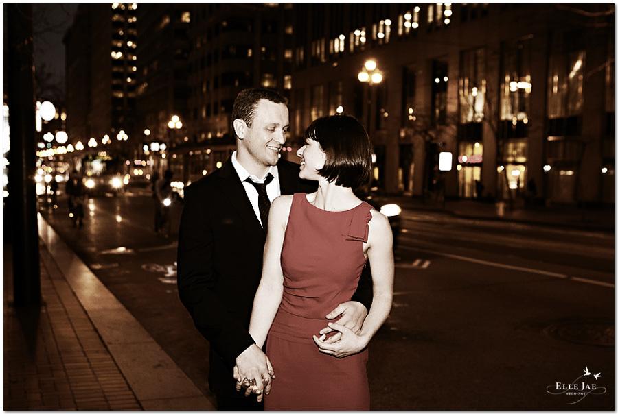 Lara & Rich, San Francisco Engagement Session