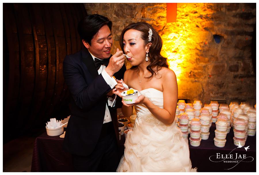 Culinary Institute Greystone Wedding St Helena