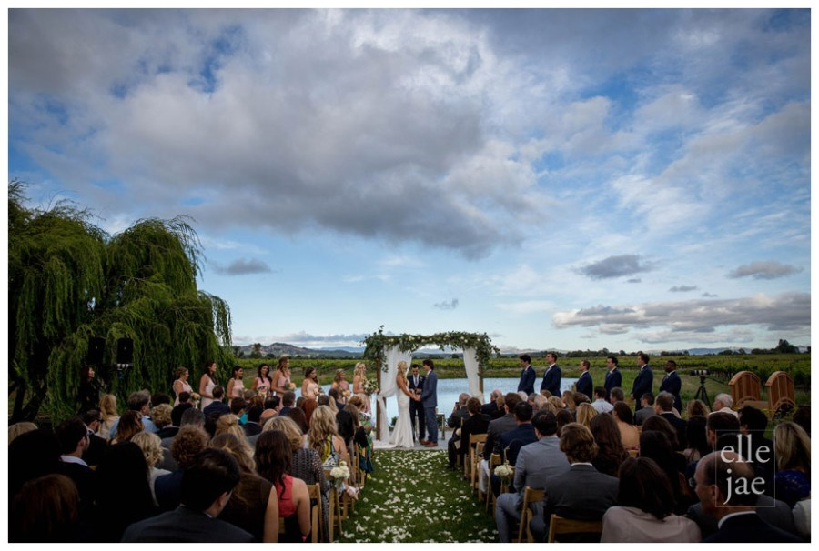 Wedding at Tyge Williams