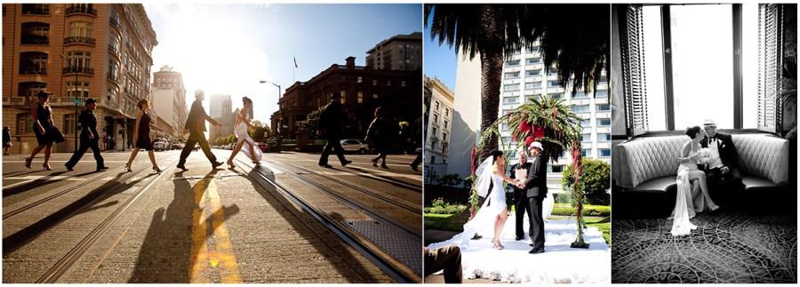 Fairmont San Francisco Wedding