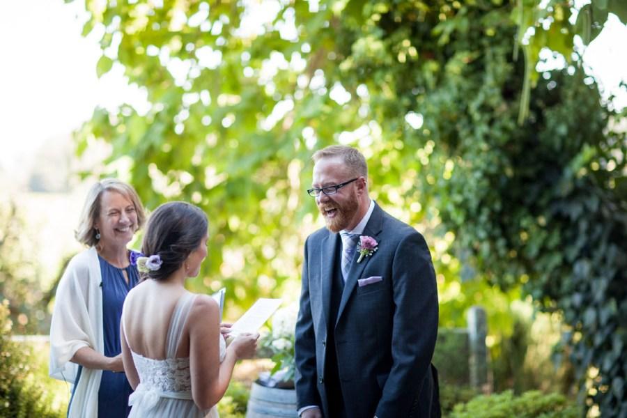 26 Vine Hill Wedding