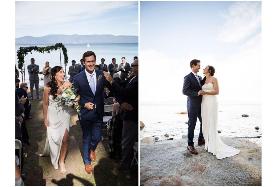 34 tahoe wedding