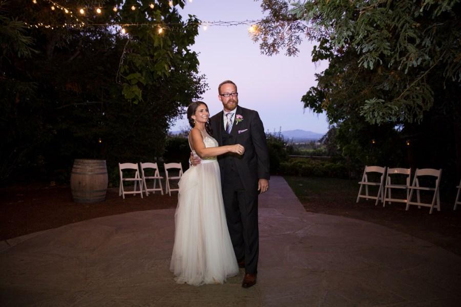 48 Vine Hill Wedding